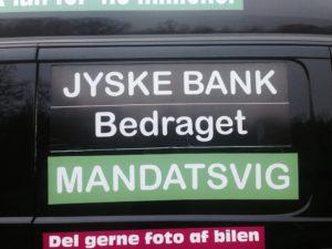 Mandatsvig svig bedrag jyske bank