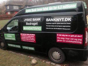 Følg sagen om jyskebanks troværdighed