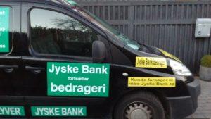 Jyske bank fortsætter bedrageri af kunder