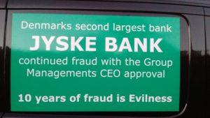Fraud med ledelsens opbakning